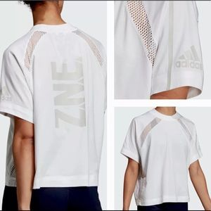 ADIDAS Z.N.E. Workout Tee T-Shirt EJ8740 NEW